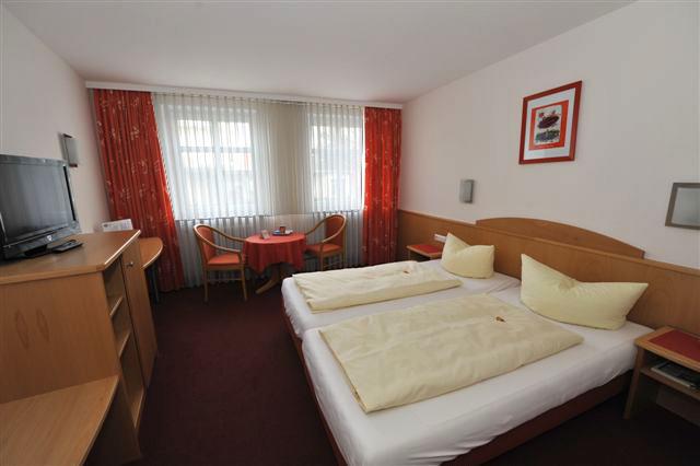 Lindau Hotel Garni Brugger - Chambre avec lit double Standard